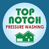 Top Notch Pressure Washing logo