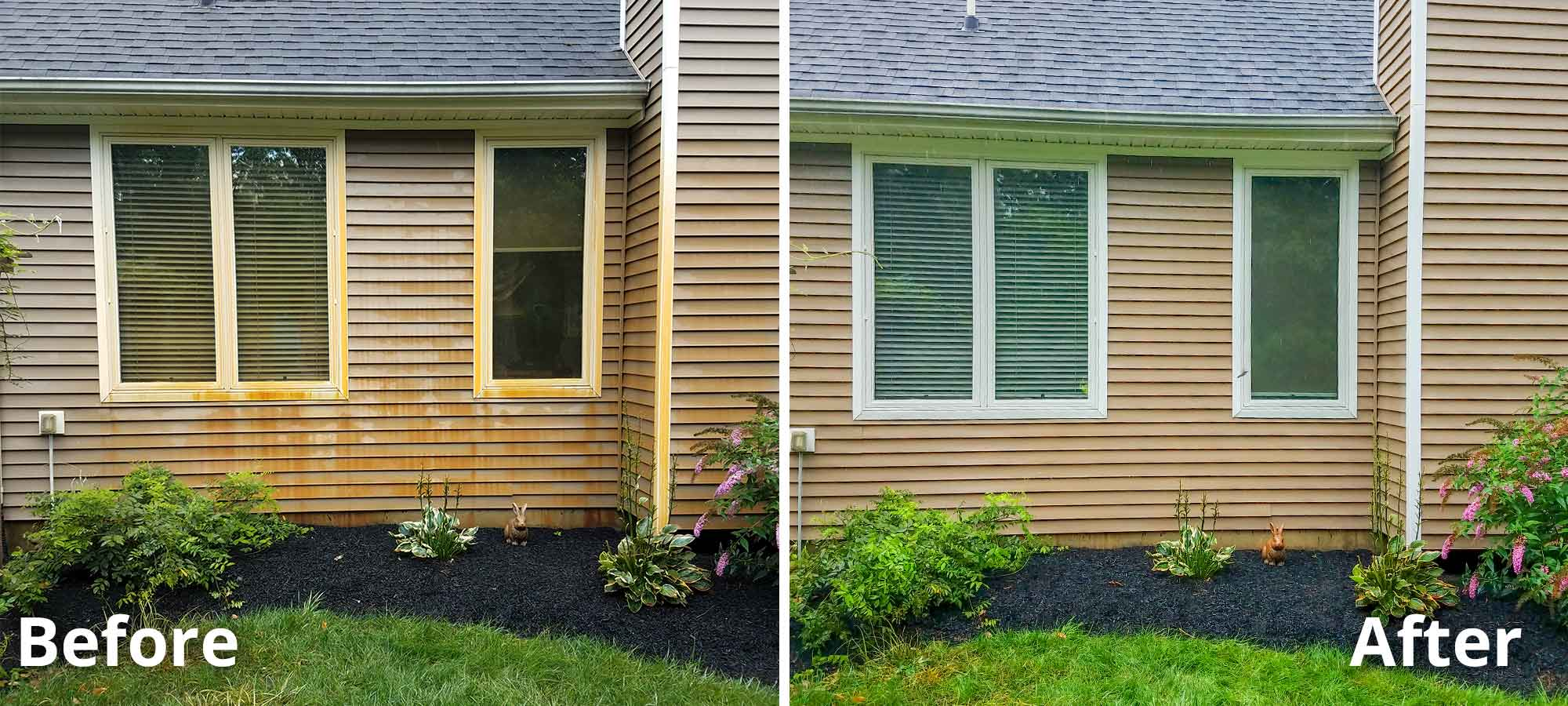 Power Washing Services Near Me | New Jersey Exterior House