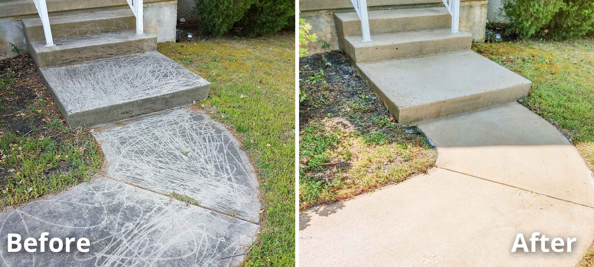 Power Washing Services Near Me New Jersey Exterior House